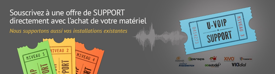 Promotion des tickets de support